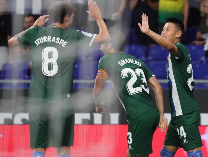 Espanyol vs Luzern: Bernardo's new friends and GigiD'Agostino