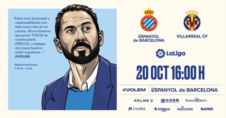 Espanyol vs. Villarreal